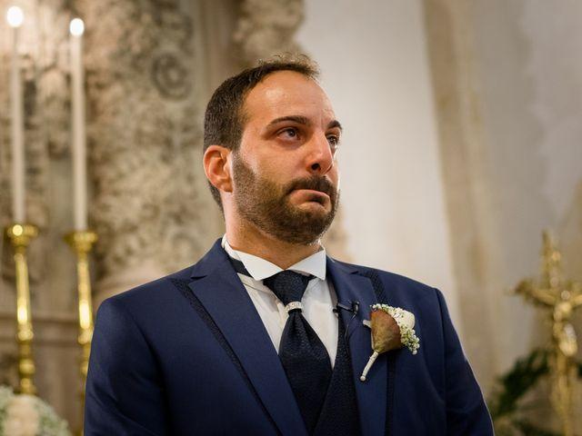 Il matrimonio di Giuseppe e Antonella a Palmariggi, Lecce 18