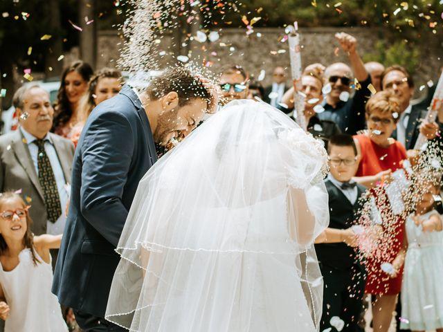 Il matrimonio di Giuseppe e Antonella a Palmariggi, Lecce 19