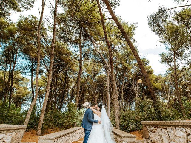 Il matrimonio di Giuseppe e Antonella a Palmariggi, Lecce 24