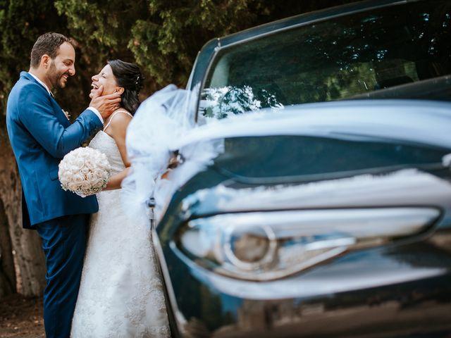 Il matrimonio di Giuseppe e Antonella a Palmariggi, Lecce 26