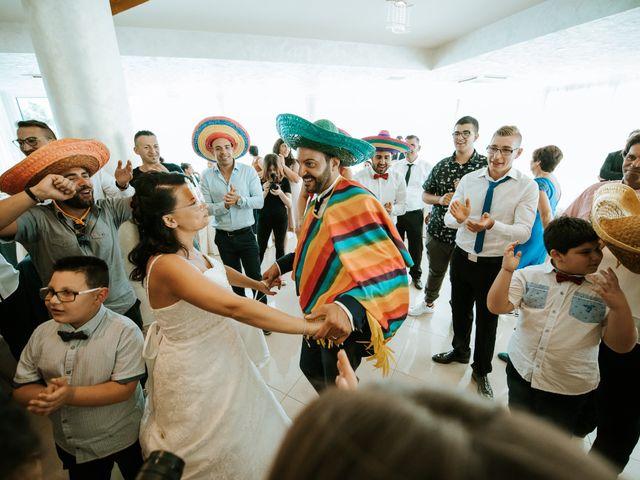 Il matrimonio di Giuseppe e Antonella a Palmariggi, Lecce 33