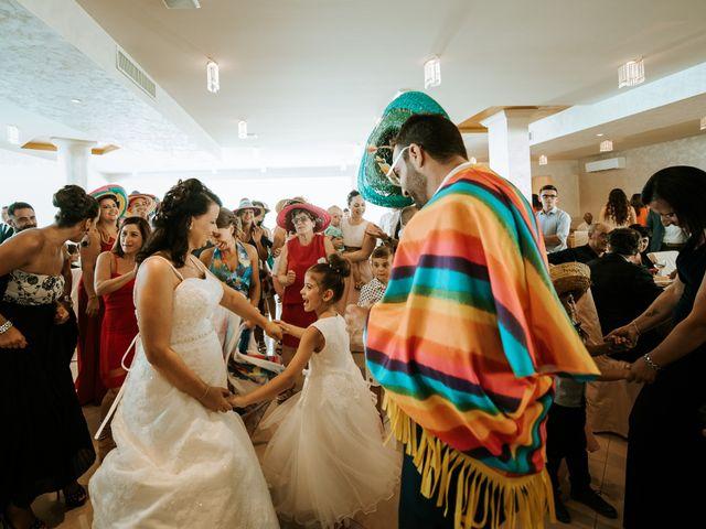 Il matrimonio di Giuseppe e Antonella a Palmariggi, Lecce 35