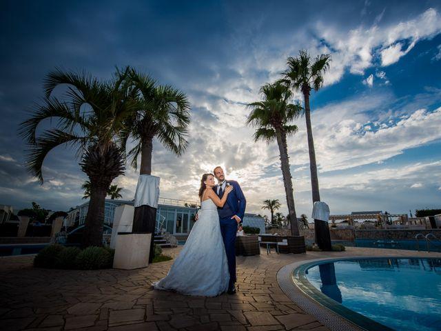 Il matrimonio di Giuseppe e Antonella a Palmariggi, Lecce 38