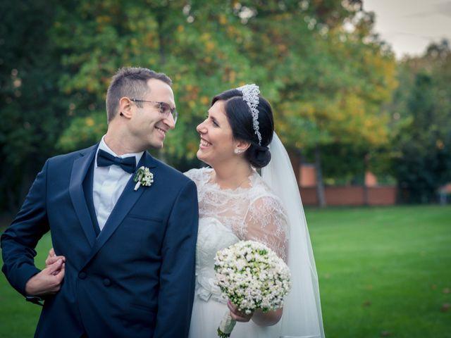 Le nozze di Benedetta e Alberto
