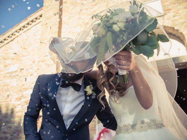 Il matrimonio di Alessandro e Vanessa a Cesena, Forlì-Cesena 12
