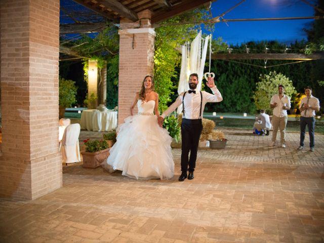Il matrimonio di Alessandro e Vanessa a Cesena, Forlì-Cesena 20