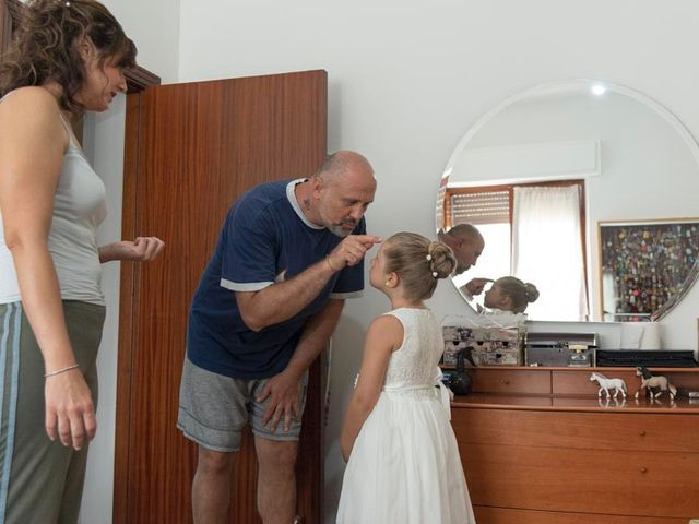 Il matrimonio di Andrea e Giada a Serra de' Conti, Ancona 13