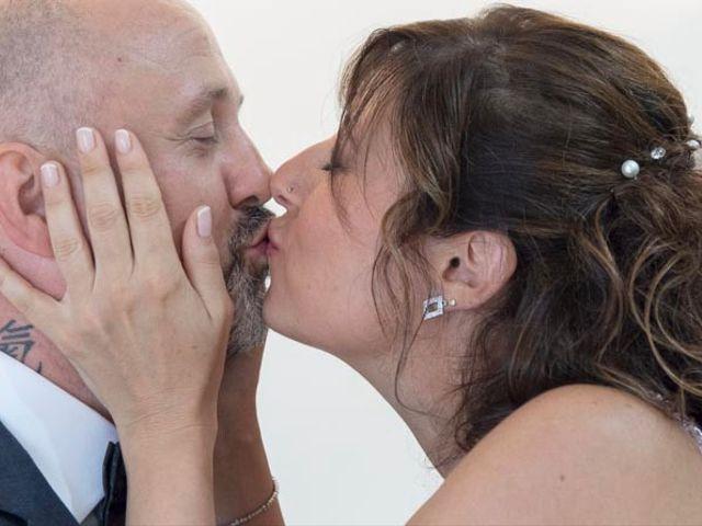 Il matrimonio di Andrea e Giada a Serra de' Conti, Ancona 27