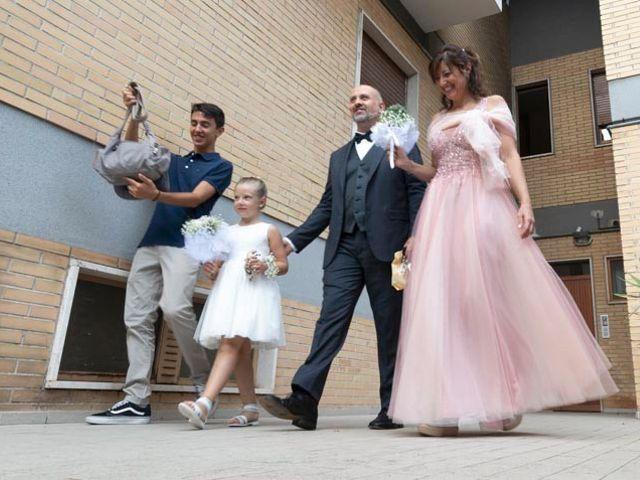 Il matrimonio di Andrea e Giada a Serra de' Conti, Ancona 34