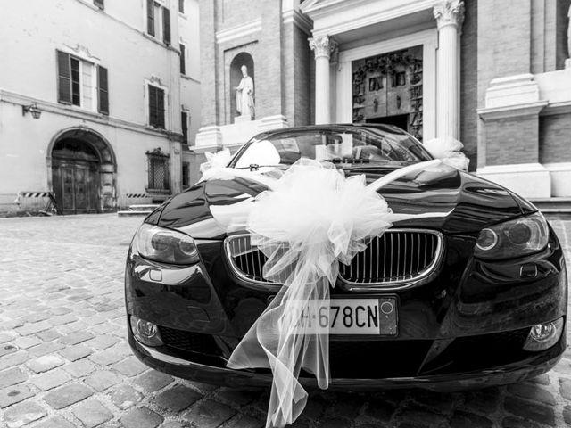 Il matrimonio di Andrea e Giada a Serra de' Conti, Ancona 35