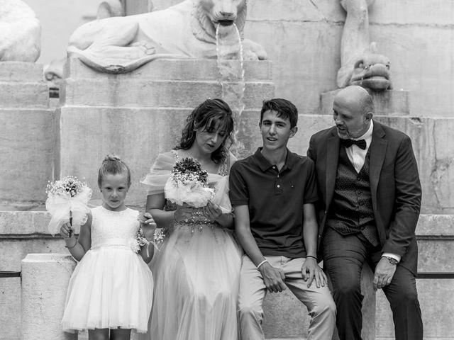 Il matrimonio di Andrea e Giada a Serra de' Conti, Ancona 36