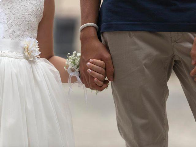 Il matrimonio di Andrea e Giada a Serra de' Conti, Ancona 39