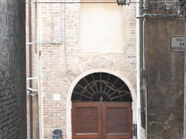 Il matrimonio di Andrea e Giada a Serra de' Conti, Ancona 40