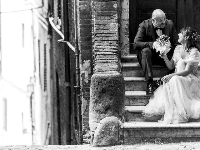 Il matrimonio di Andrea e Giada a Serra de' Conti, Ancona 41