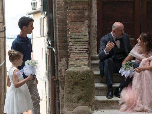 Il matrimonio di Andrea e Giada a Serra de' Conti, Ancona 44