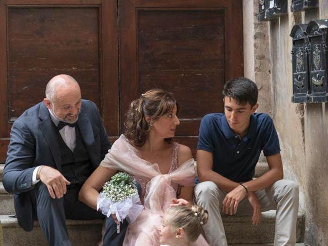 Il matrimonio di Andrea e Giada a Serra de' Conti, Ancona 45