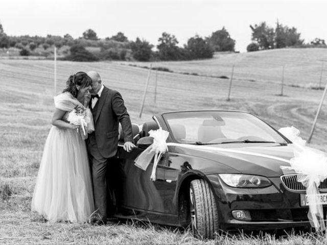 Il matrimonio di Andrea e Giada a Serra de' Conti, Ancona 49