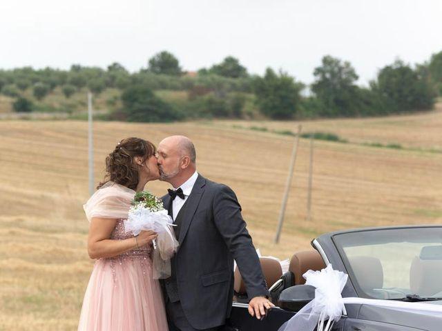 Il matrimonio di Andrea e Giada a Serra de' Conti, Ancona 50