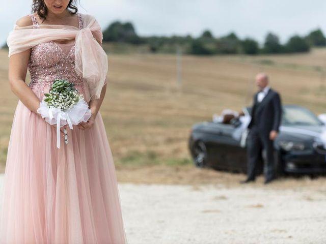 Il matrimonio di Andrea e Giada a Serra de' Conti, Ancona 51