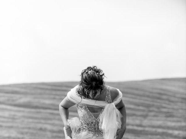 Il matrimonio di Andrea e Giada a Serra de' Conti, Ancona 55
