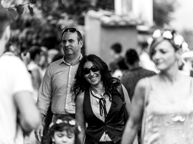 Il matrimonio di Andrea e Giada a Serra de' Conti, Ancona 57