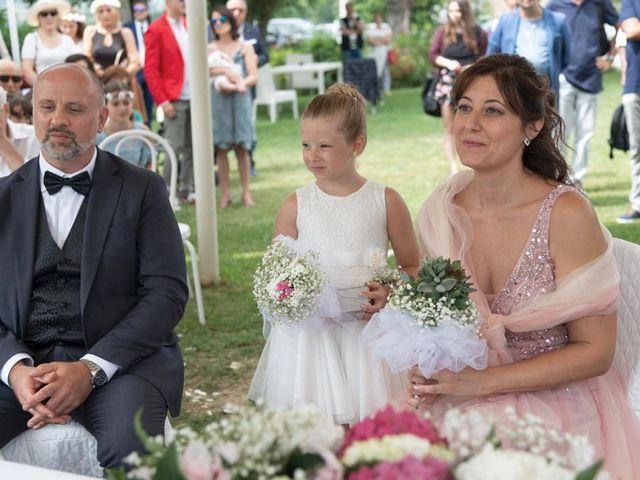 Il matrimonio di Andrea e Giada a Serra de' Conti, Ancona 64