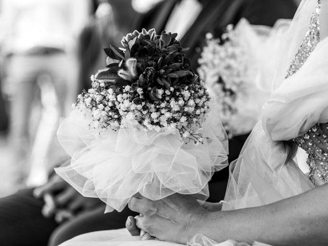 Il matrimonio di Andrea e Giada a Serra de' Conti, Ancona 65
