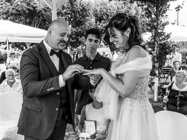 Il matrimonio di Andrea e Giada a Serra de' Conti, Ancona 70