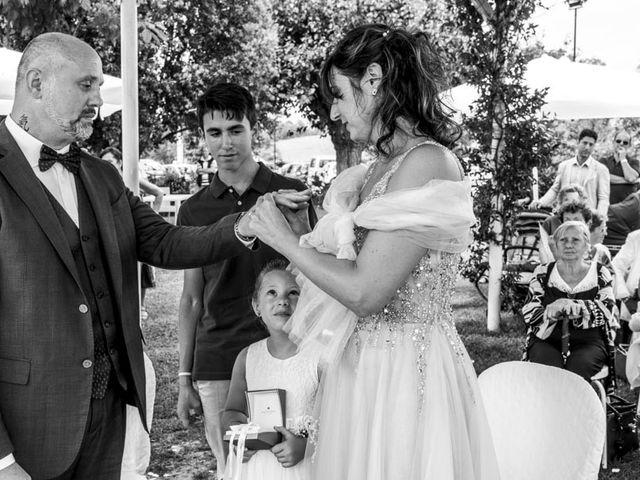 Il matrimonio di Andrea e Giada a Serra de' Conti, Ancona 71
