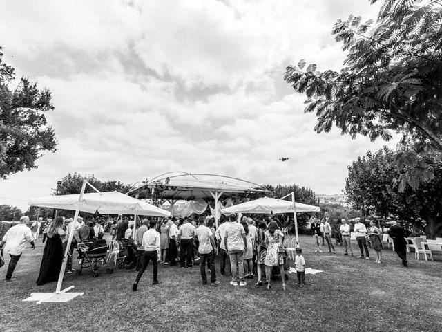 Il matrimonio di Andrea e Giada a Serra de' Conti, Ancona 72