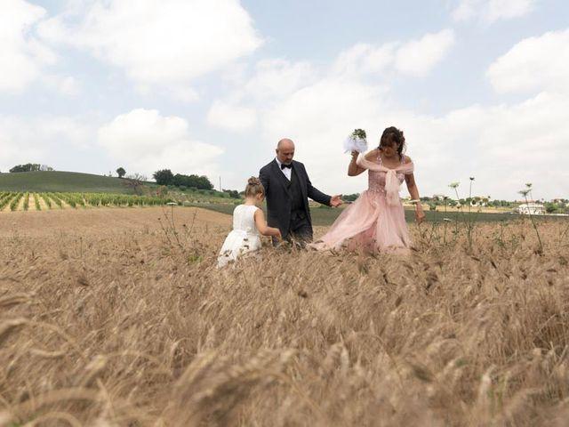 Il matrimonio di Andrea e Giada a Serra de' Conti, Ancona 76