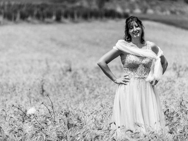 Il matrimonio di Andrea e Giada a Serra de' Conti, Ancona 79
