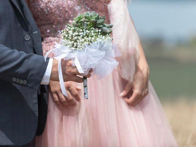 Il matrimonio di Andrea e Giada a Serra de' Conti, Ancona 81