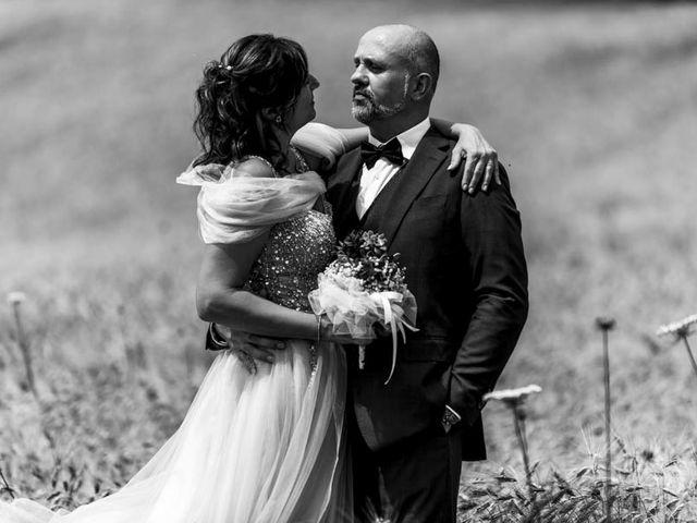 Il matrimonio di Andrea e Giada a Serra de' Conti, Ancona 83