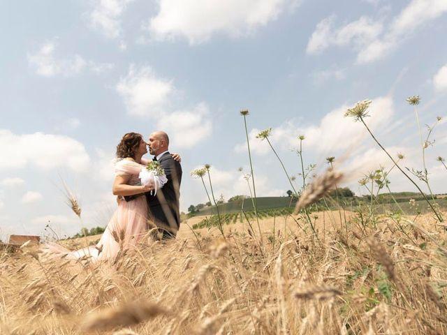 Il matrimonio di Andrea e Giada a Serra de' Conti, Ancona 86