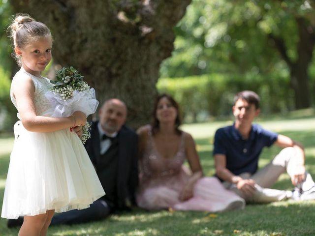 Il matrimonio di Andrea e Giada a Serra de' Conti, Ancona 88