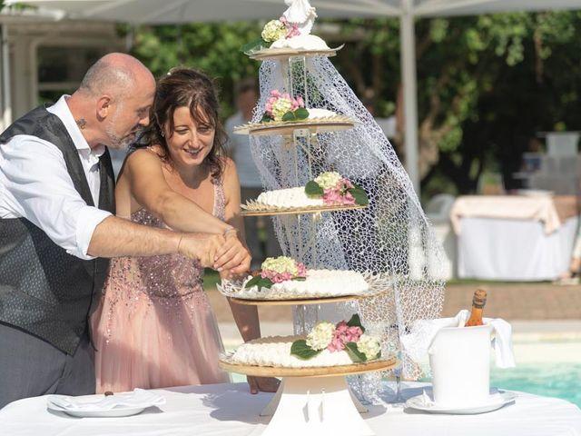 Il matrimonio di Andrea e Giada a Serra de' Conti, Ancona 105