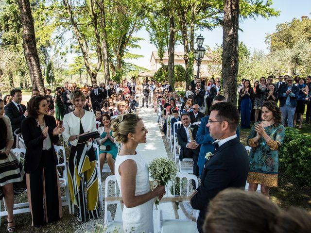 Il matrimonio di Riccardo e Chiara a Riccione, Rimini 35