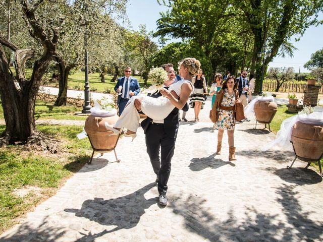 Il matrimonio di Riccardo e Chiara a Riccione, Rimini 56