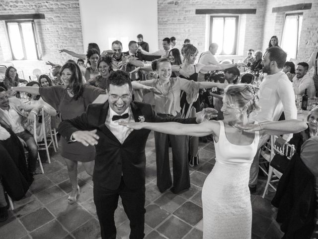 Il matrimonio di Riccardo e Chiara a Riccione, Rimini 68