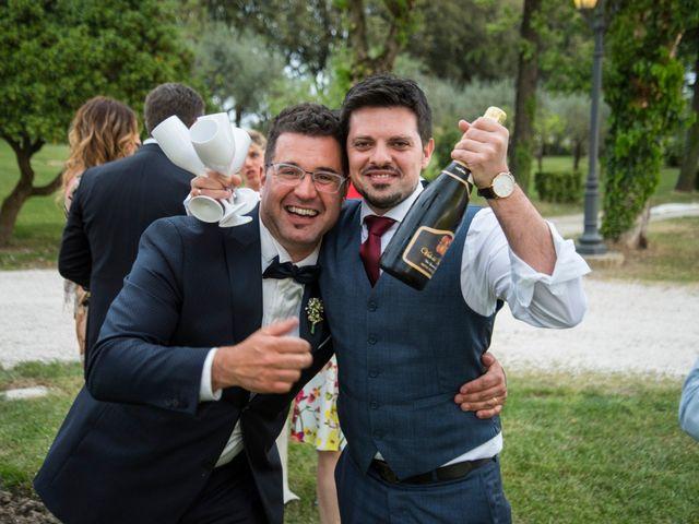 Il matrimonio di Riccardo e Chiara a Riccione, Rimini 94