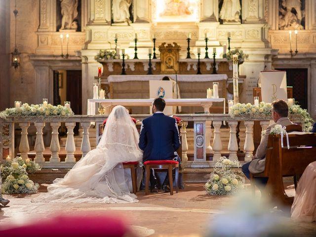 Il matrimonio di Salvatore e Rita a Montepulciano, Siena 2