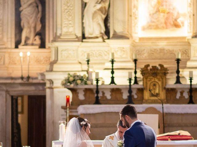 Il matrimonio di Salvatore e Rita a Montepulciano, Siena 13
