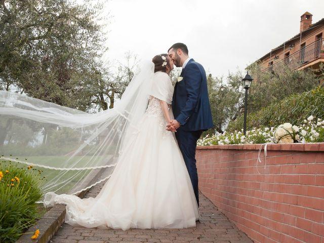 Il matrimonio di Salvatore e Rita a Montepulciano, Siena 16