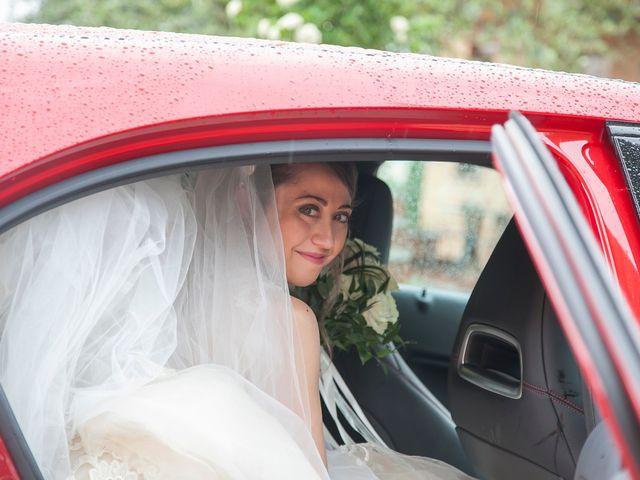 Il matrimonio di Salvatore e Rita a Montepulciano, Siena 18