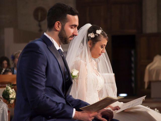Il matrimonio di Salvatore e Rita a Montepulciano, Siena 20