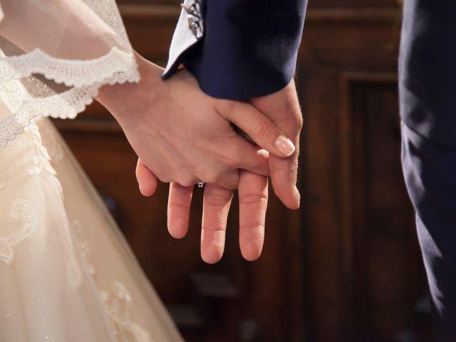 Il matrimonio di Salvatore e Rita a Montepulciano, Siena 26