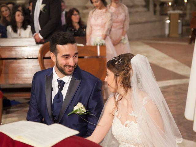 Il matrimonio di Salvatore e Rita a Montepulciano, Siena 27
