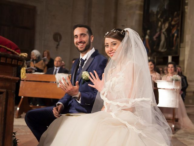 Il matrimonio di Salvatore e Rita a Montepulciano, Siena 28
