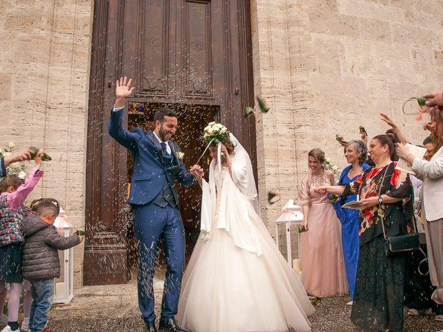 Il matrimonio di Salvatore e Rita a Montepulciano, Siena 29